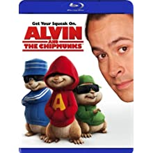 Alvin and the Chipmunks [Blu-ray] (2008)