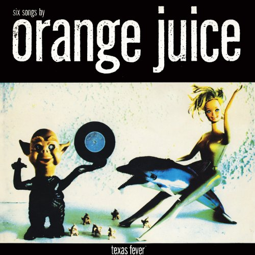 Vinilo : Orange Juice - Texas Fever (Digital Download Card)