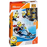 Mega Construx Wild Waterski Bike Building Set