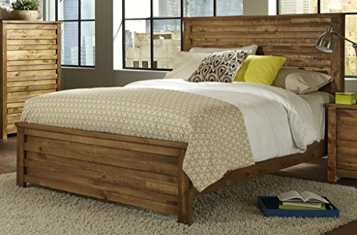 progressive furniture melrose panel bed