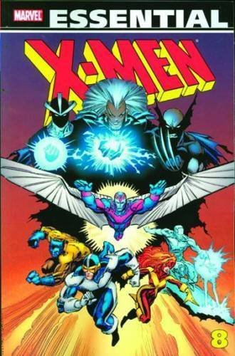 Marvel Essential X-Men Volume 8 TPB new unread