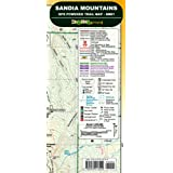 Sandia Mountains - GPS Powered Trail Map