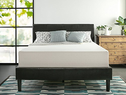 Zinus Memory Foam 12 Inch Green Tea Mattress, Twin