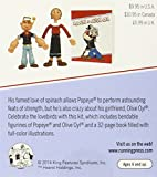 Popeye and Olive Oyl: Collectible Figurines and Illustrated Book (Miniature Editions)