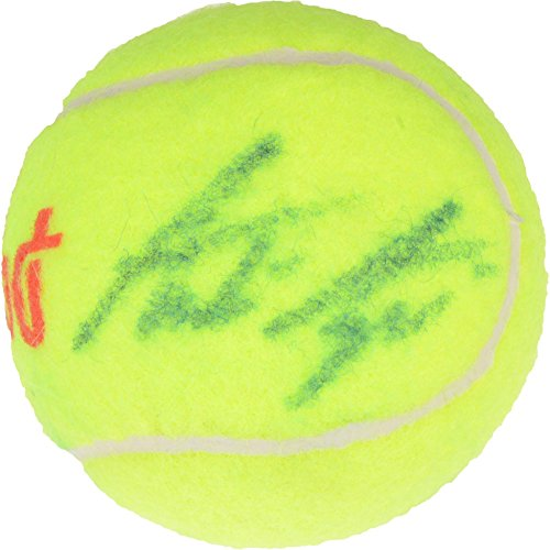 Andre Agassi Autographed Penn Tennis Ball - Fanatics Authentic Certified - Autographed Tennis (Andre Agassi Memorabilia)