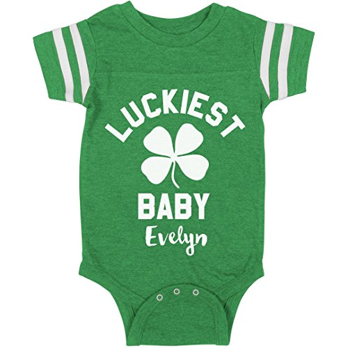 Luckiest St. Patrick's Baby Evelyn: Infant Rabbit Skins for sale  Delivered anywhere in USA