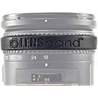LensBand Mini Lens Band for All Compact and Micro 4/3 Lens Black 784672923217