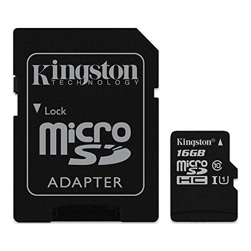 Kingston 16 Gb Microsd - 2