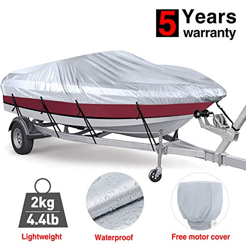 (RVMasking Boat Cover(TUYIN) (17-19 ft))