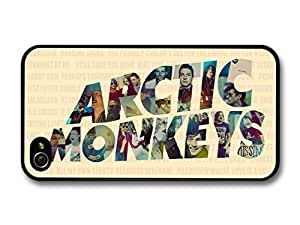 Accessories Arctic Monkeys Rock Band Illustration Collage case for iPhone 4 4S