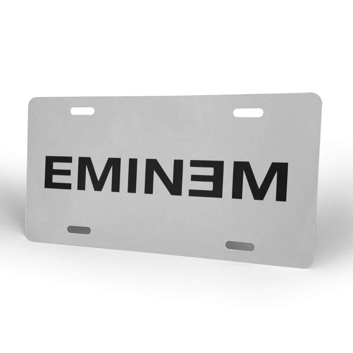 Aluminum License Plate Car Tag 6 x 12 for Your Car