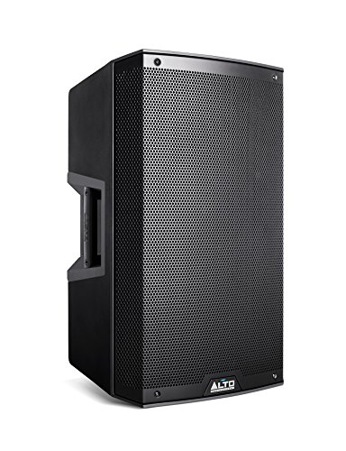 Alto Professional TS215 | 15 2-Way Powered Loudspeaker with Integrated Mixer (1100W Peak / 550W Continuous)