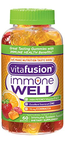 Vitafusion Immune Well Gummies, 60 - 60 Gummy Count