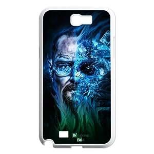 WJHSSB Diy Phone Case Breaking bad Pattern Hard Case For Samsung Galaxy Note 2 N7100