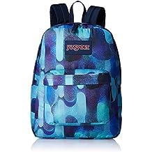 JanSport Superbreak Backpack- Discontinued Colors (Multi Lava Lamp)