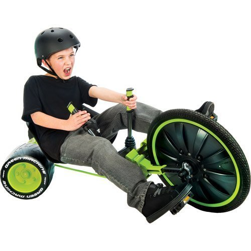 Huffy Green Machine 20 Thrill Ride]()