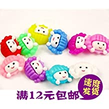 Lili buttons buttoned monopoly wholesale children multicolor buttons cartoon children's baby face button 23 17mm for Sewing Crafts Handmade Clothes DIY