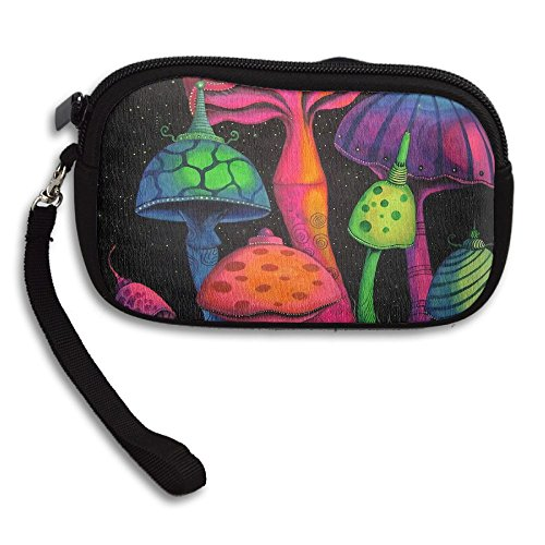 Printing Portable Small Magic Deluxe Mushrooms Bag Purse Receiving TqwqOEXt