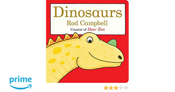 Amazon Dinosaurs Dear Zoo Friends 9781481449854 Rod Campbell Books