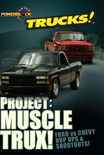 Bolt On Turbocharger - Project: Muscle Trux!