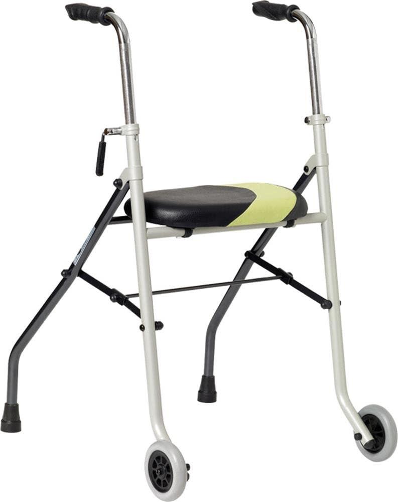 Rollator Deambulateur Actio 2 ruedas, diseño de silla