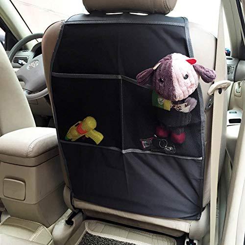 Nathan-Ng - Kick Mat Car Truck Back Seat Cover Anti-Dirt Care Organizer Protector Cleaning ()