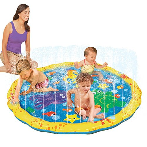 Sprinkle 'N Splash Water Play Mat
