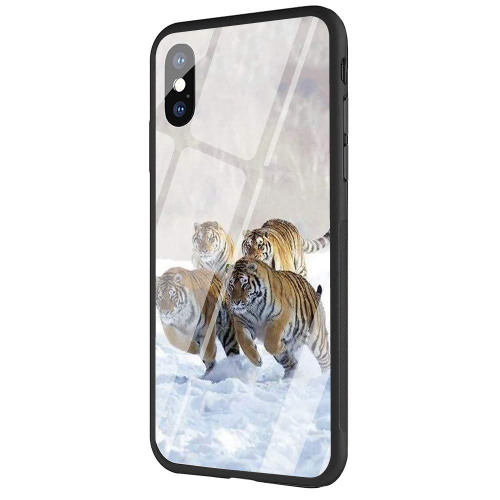 Amazon.com: DAVIDLING Covr para iPhone x xs xr max 7 8 6 6s ...