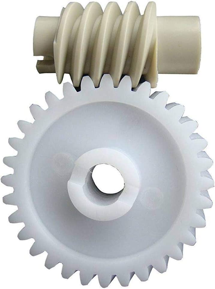 Worm for Sears and Chamberlain 81B0045 LIFTMASTER 41A2817 Compatible with All Craftsman and Raynor Garage Door Opener Drive Gear