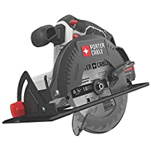 PORTER-CABLE PORTER-CABLE PCC660B 20V Max Lithium Bare 6-1/2-Inch Circular Saw