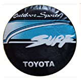 Best Toyota Tire Covers - Car Styling 16 Inch Pvc Spare Tyre Cover Review