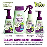 Kandoo BrightFoam Hand Soap, Magic Melon Scent, 8.4
