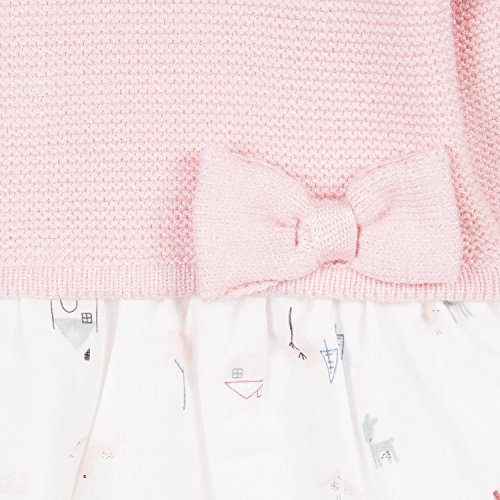 Des 32 Girl Dress Sable Absorba Pink Baby Rosa w0qaETX6