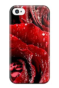 TYH - Case Cover Red Roses 6 Iphone 5c Protective Case phone case