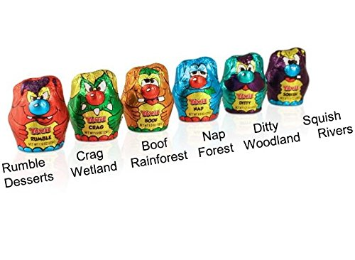 Yowie Chocolate Characters (PACK OF 12)