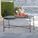 Kent Outdoor Black Iron Coffee Table Review