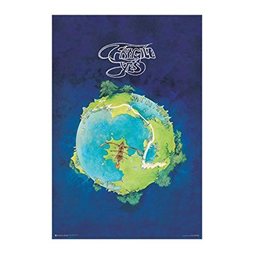 Yes - Fragile Poster (24x36) PSA011045