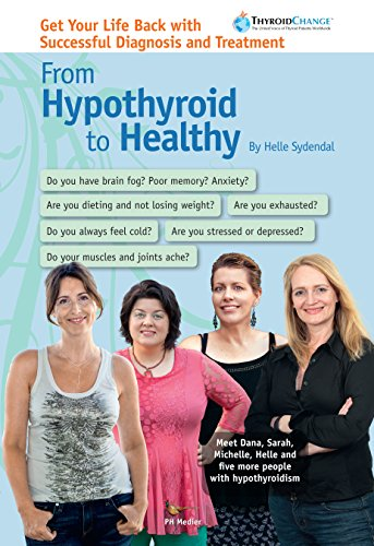Hypothyroid Healthy Successful Diagnosis Treatment ebook