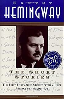 ernest hemingway big two hearted river summary