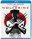 The Wolverine (Blu-ray + DVD + Digital HD with UltraViolet)