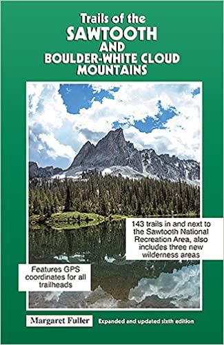 Trails of the Sawtooth and Boulder-White Cloud Mountains ... on ketchum idaho road map, meridian idaho road map, big wood river idaho road map, boise idaho road map, warm lake idaho road map, ada county idaho road map, mccall idaho road map,