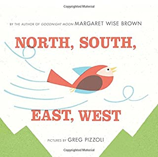 Book Cover: North, South, East, West