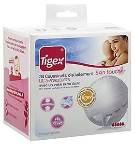 Tigex 80890558 - Paquete de 36 discos de lactancia, ultra absorbentes