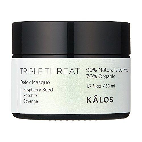 K los Skin Triple Threat, Detox Masque