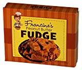 McJak Candy Company Francine's Peanut Butter Fudge, 8 Ounce (Pack of 24)
