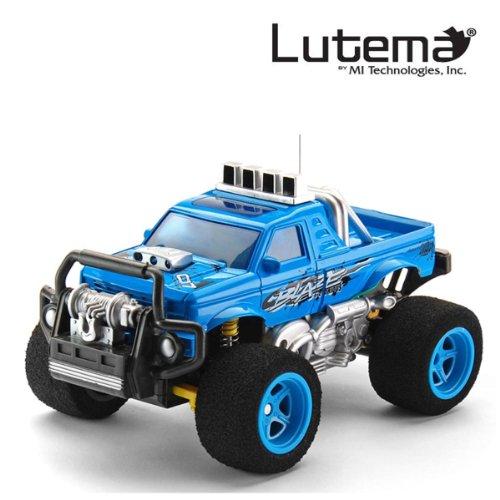 Lutema Blaze Truck 4CH Remote Control Truck, Blue ()