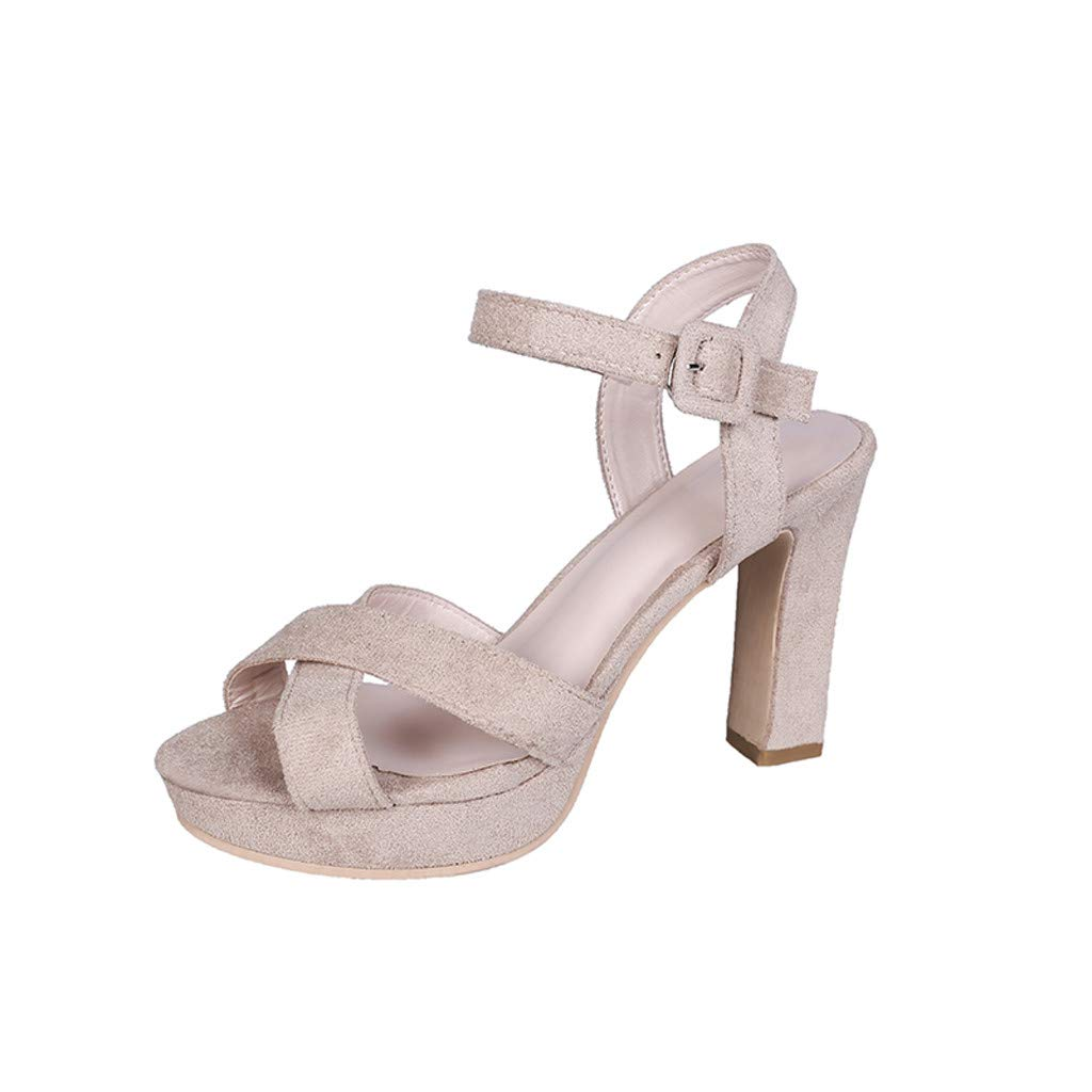 Moonker Women Summer Shoes Sandals Ladies Girls Fashion Wedges String Bead Casual Roman Sandals Shoes