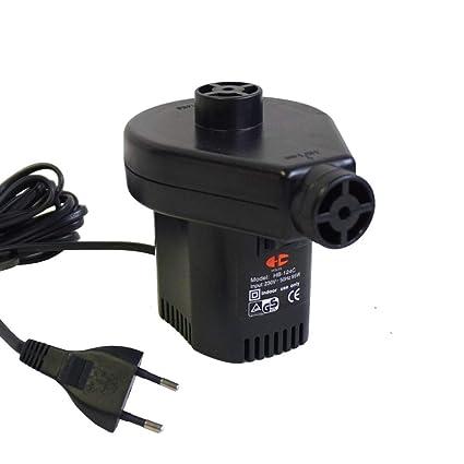 Hosa - Hinchador eléctrico 12V 95W a Red - Hinchador para ...