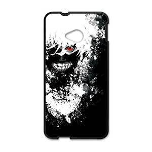 HTC One M7 Cell Phone Case Black_Japanese Tokyo Ghoul_001 J7R5S