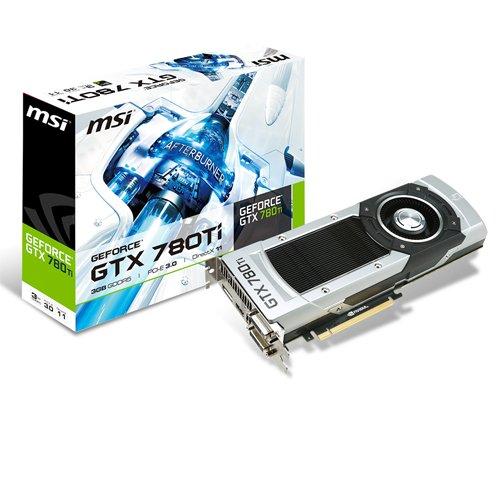 Msi 912-V801-1261 - Tarjeta gráfica NVIDIA GeForce GTX 780TI ...